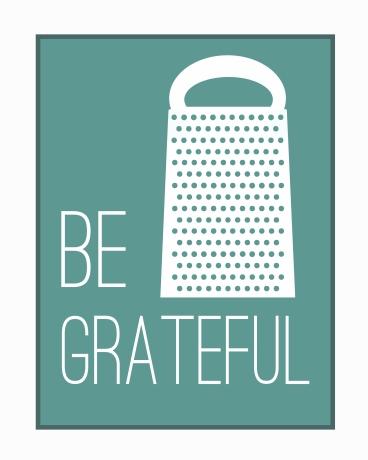 Be Grateful 8x10 full