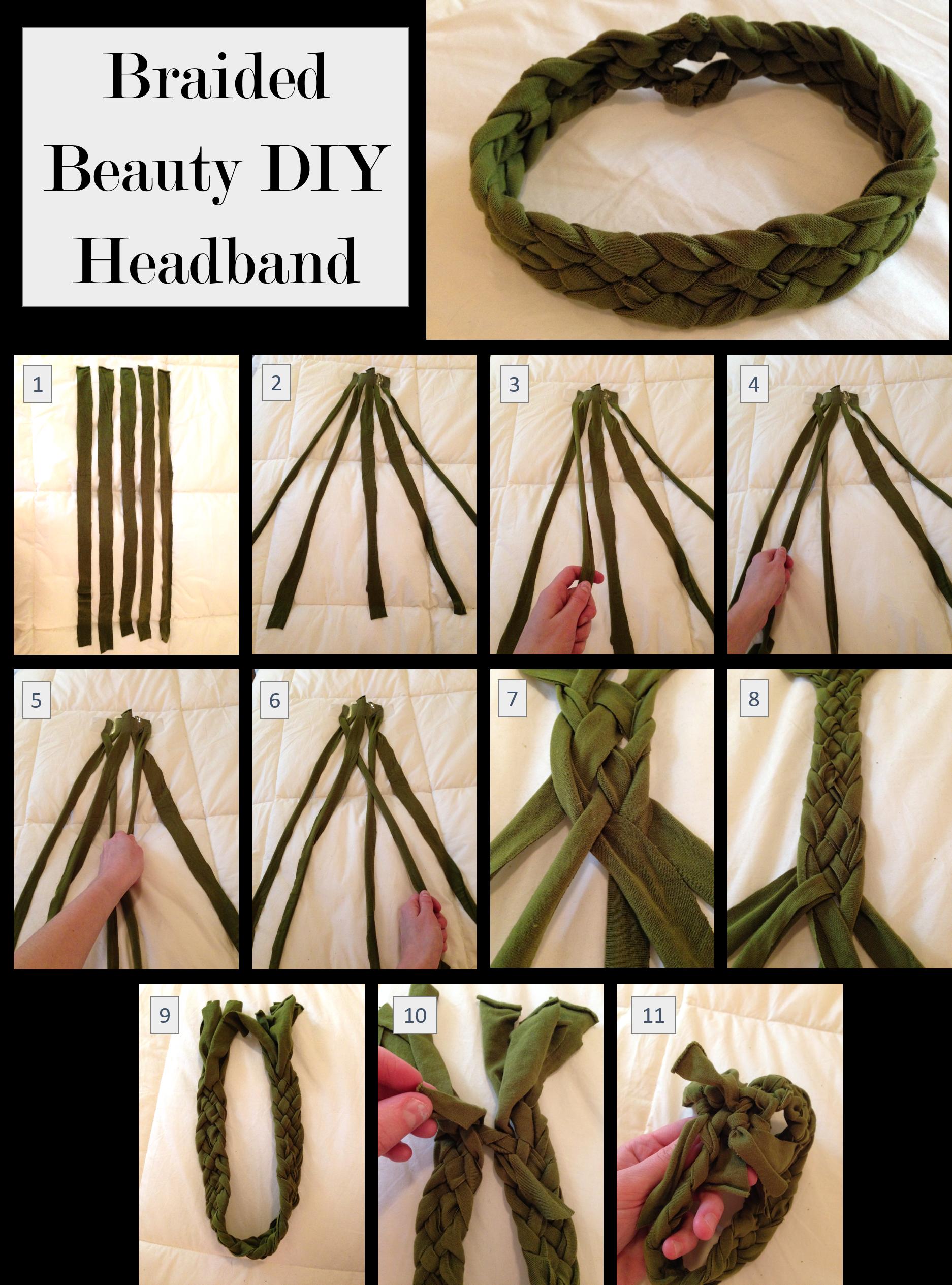 Hippie Headbands Diy Bunny Baubles