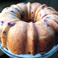 Blueberry Lemon Cake Recipe