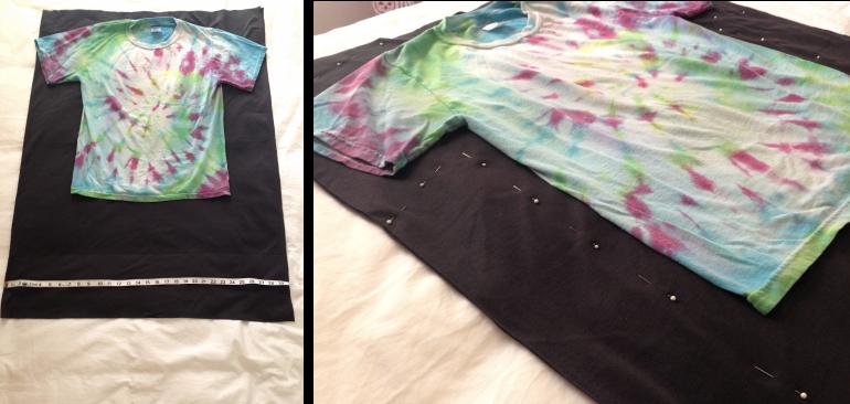 DIY Tee-Shirt Dress 1.2