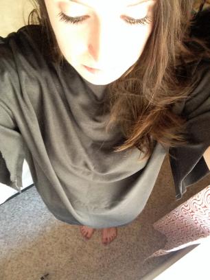 DIY Tee-Shirt Dress 2.2