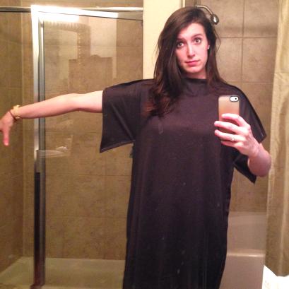 DIY Tee-Shirt Dress 2.3
