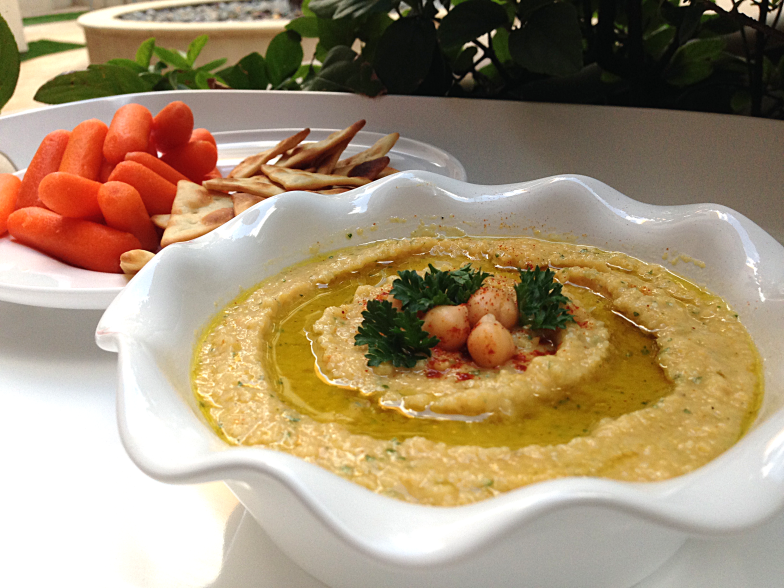 Hummus for Cheaters 4