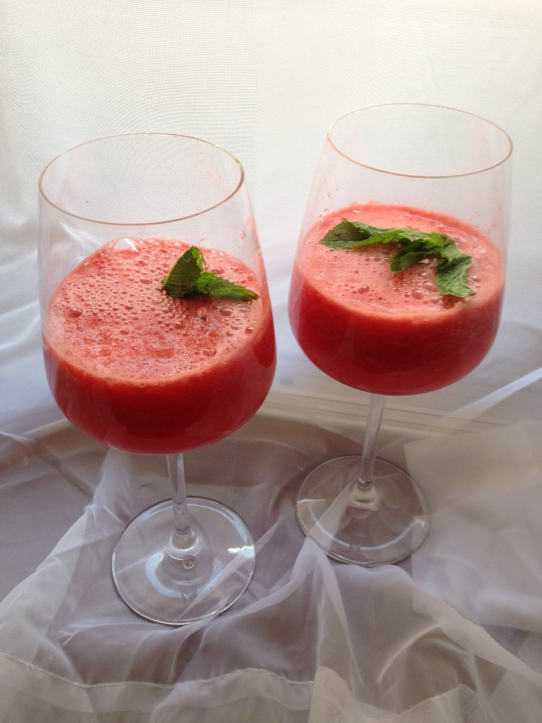 Watermelon Mint Spritzer
