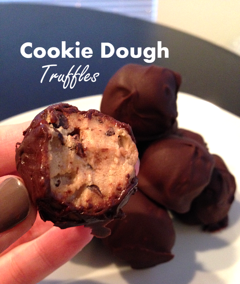 Cookie Dough Truffle by Bunny Baubles