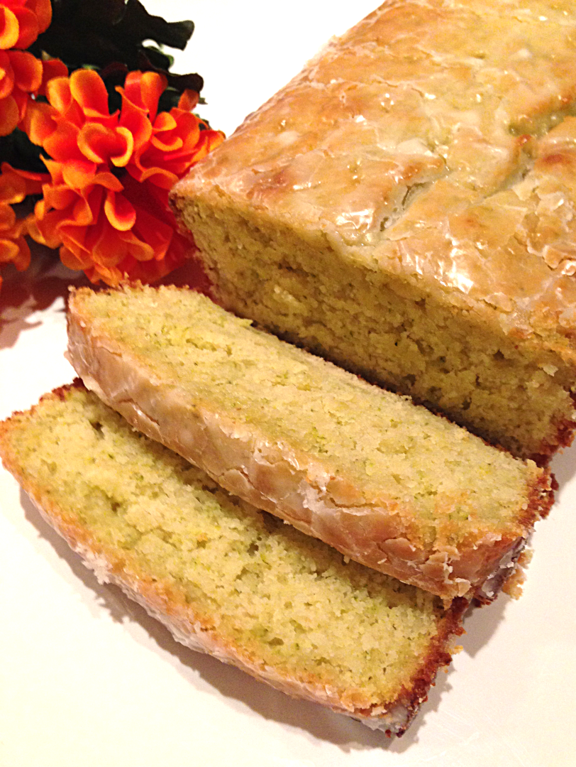 Lemon Zucchini Cake - It counts as a vegetable. 6