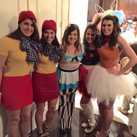Alice in Wonderland Rabbit DIY Costume