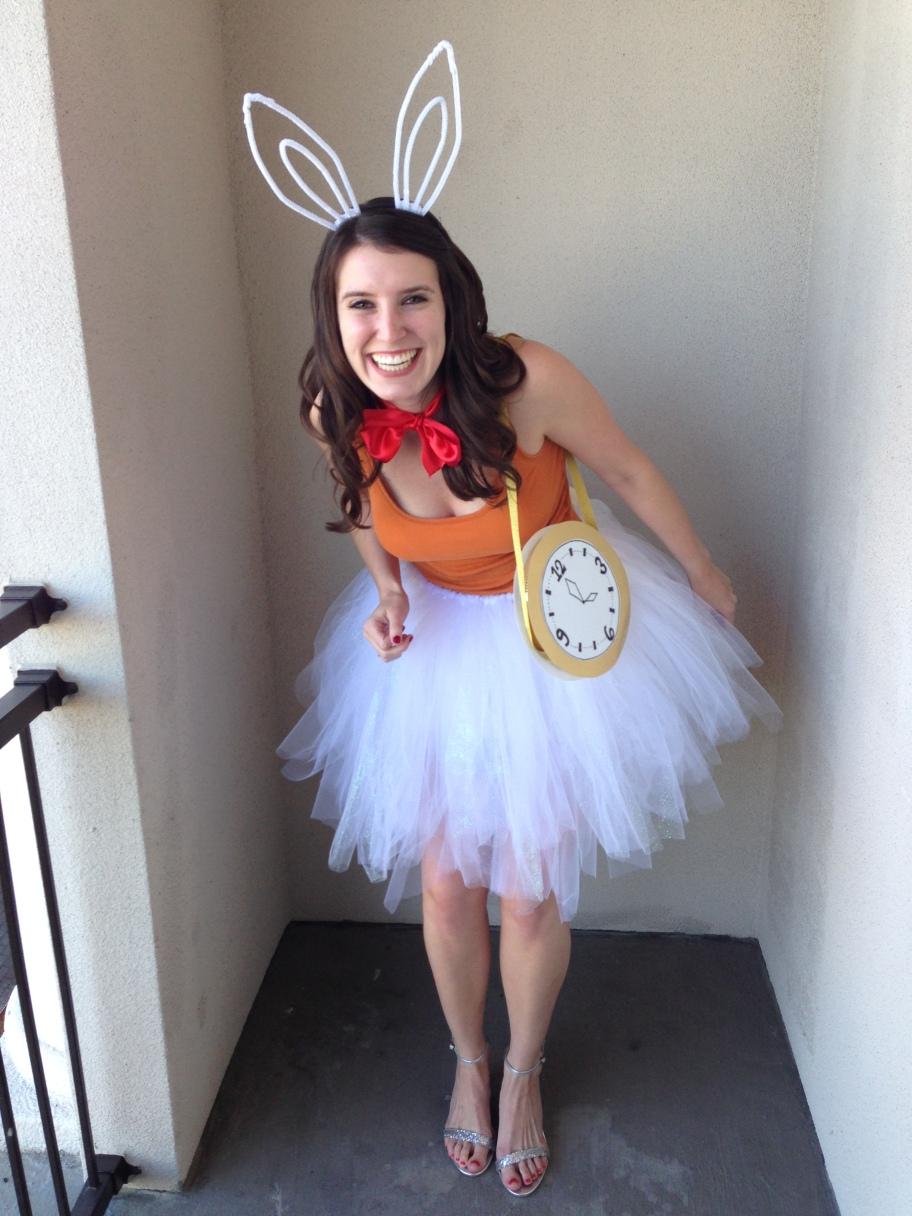 popsugar disney costume diy feature – bunny baubles