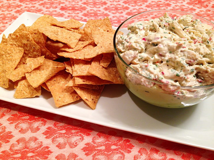 Crabby Avocado Dip by Bunny Baubles 6
