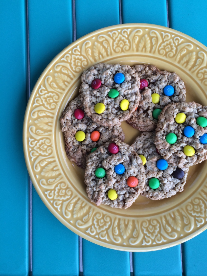 Monster Cookies by Bunny Baubles Blog 1