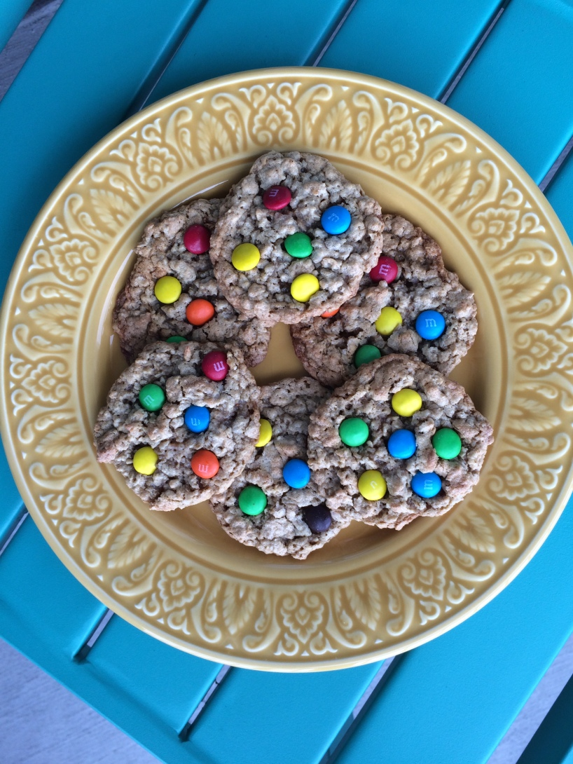 Monster Cookies by Bunny Baubles Blog 2