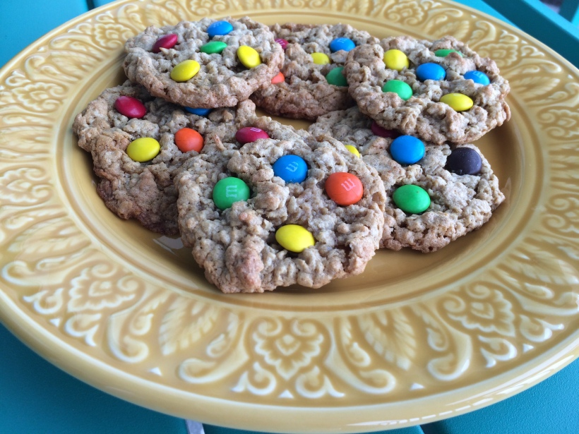 Monster Cookies by Bunny Baubles Blog 3