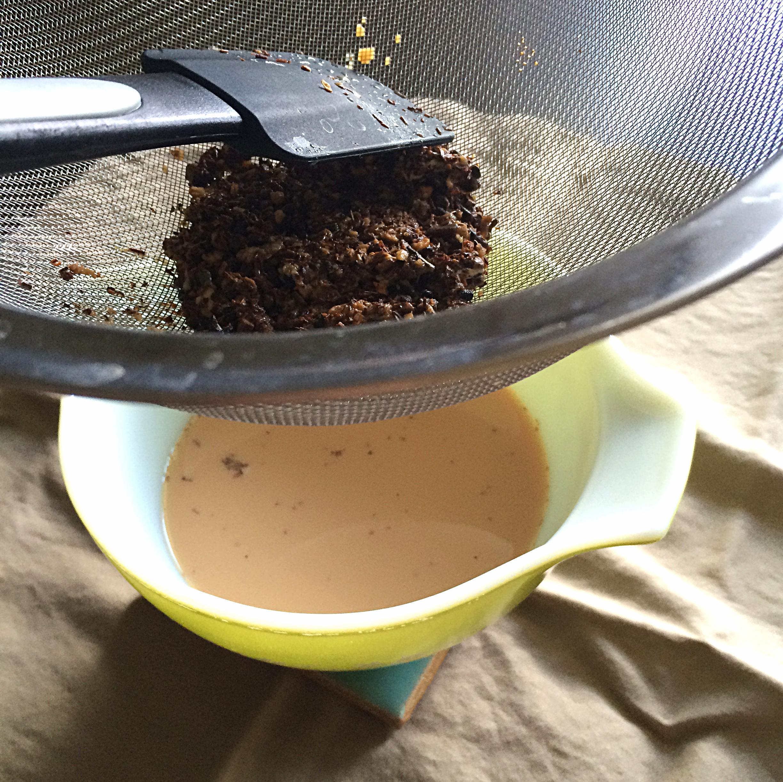 Chai Tea Bundt Cake