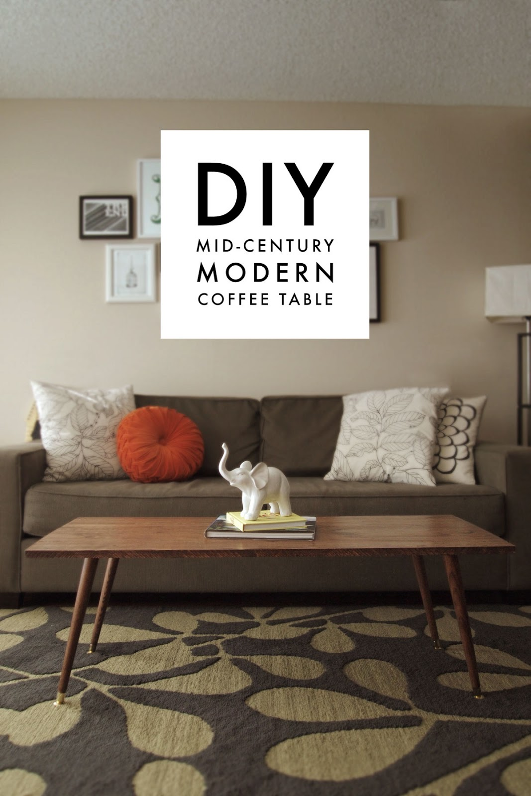 Fri DIY: Modern Furniture on the Cheap | Bunny Baubles