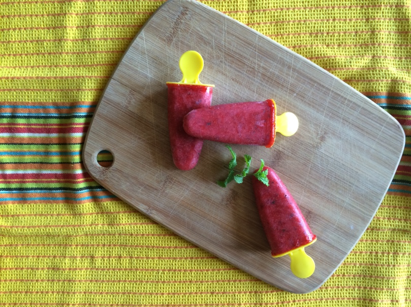 Strawberry Mint Pops by Bunny Baubles Blog 6