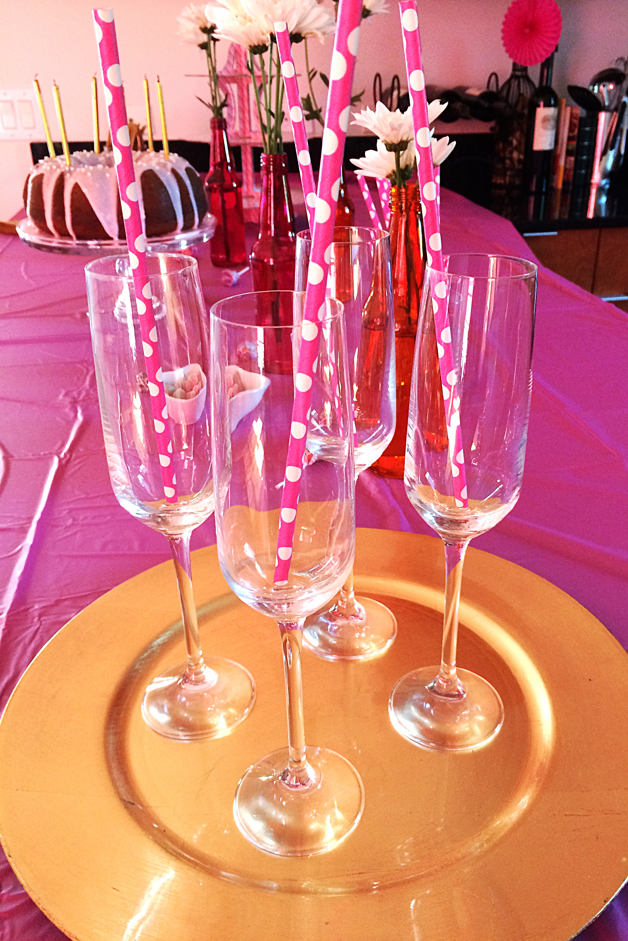 Cake And Champagne Party By Bunny Baubles 1