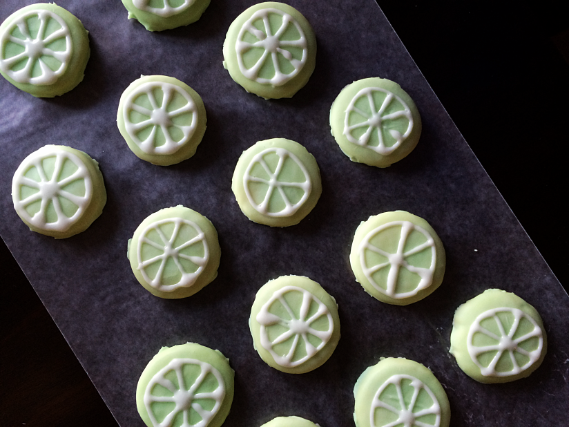 Margarita Cookies by Bunny Baubles Blog 3