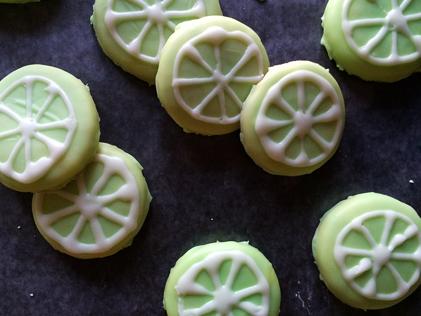 Margarita Cookies by Bunny Baubles Blog