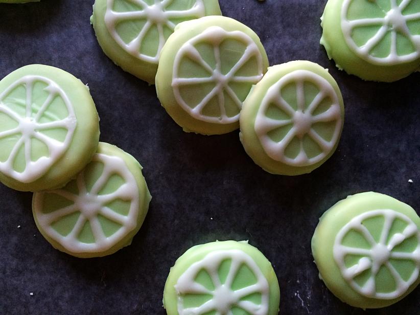 Margarita Cookies by Bunny Baubles Blog