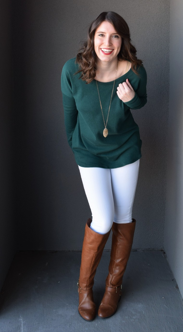 Drop Shoulder Long Sleeve Tee Tutorial by Bunny Baubles 4
