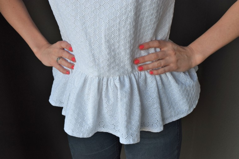 It's Sew Easy: How To Create a Ruffle by Bunny Baubles Blog 1