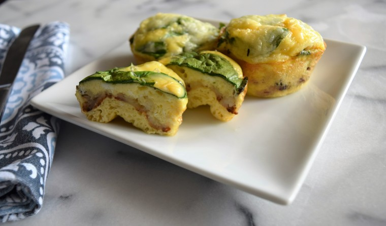 Quick Baked Egg and Hash brown Breakfast Cups by Bunny Baubles 3