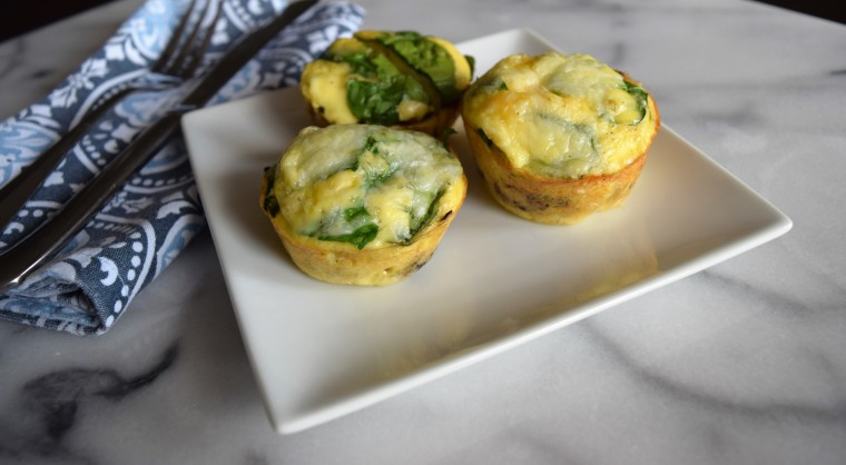 Quick Baked Egg and Hash brown Breakfast Cups by Bunny Baubles 4