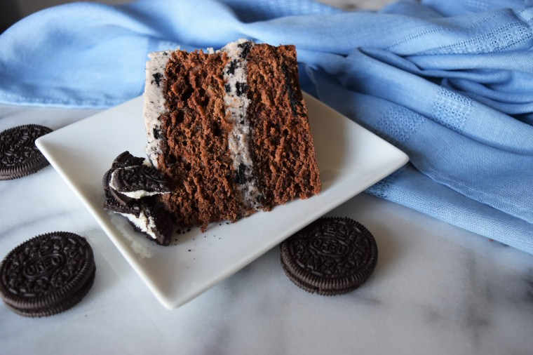 Cookies and Cream Cake Recipe by Bunny Baubles 2