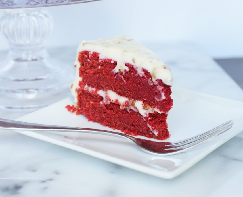 Southern Red Velvet Cake by Bunny Baubles 10