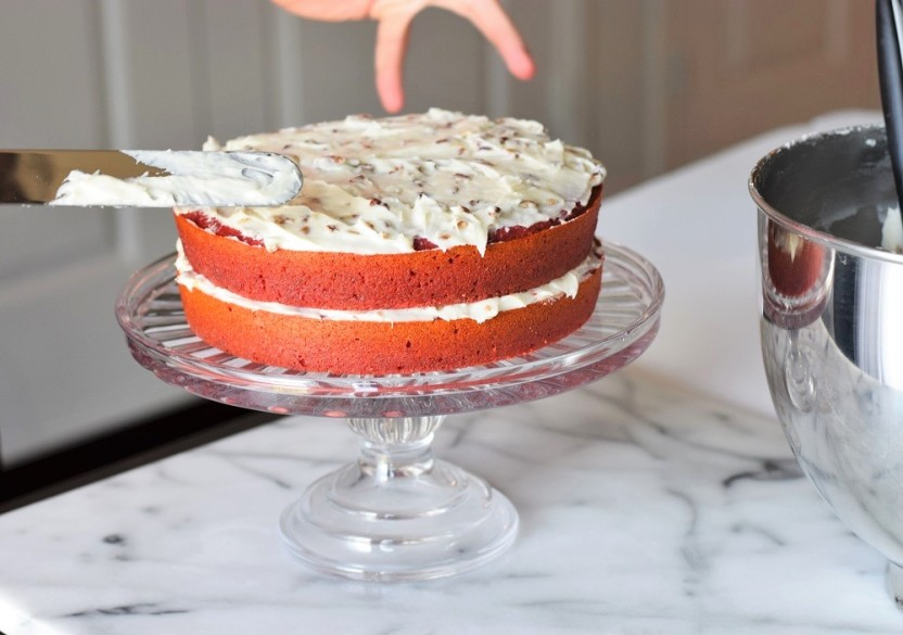 Southern Red Velvet Cake by Bunny Baubles 6