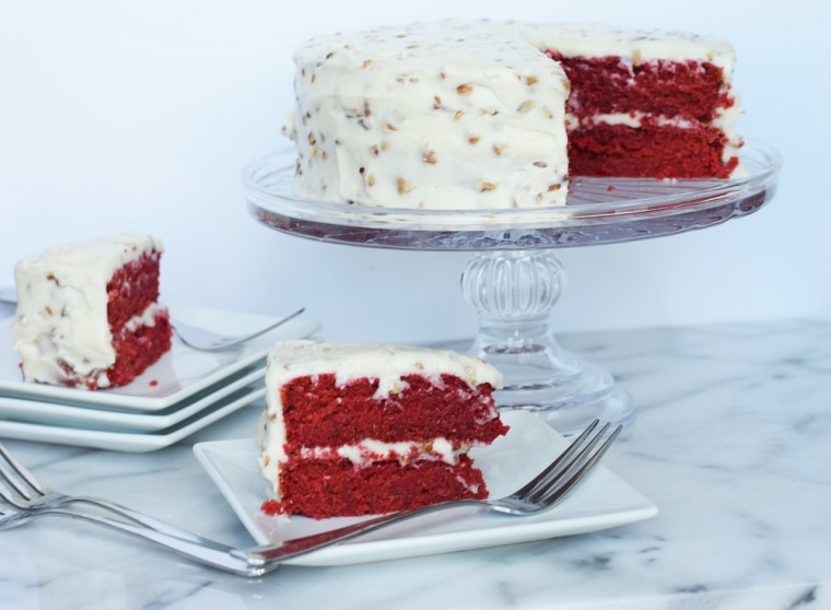 Southern Red Velvet Cake by Bunny Baubles 8