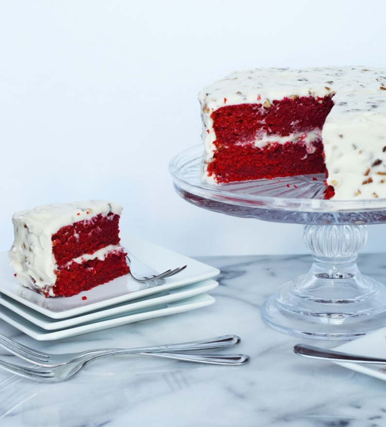 Southern Red Velvet Cake by Bunny Baubles 9