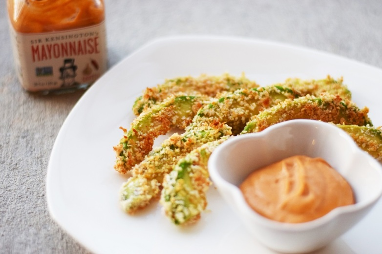 Avocado Fries with Chipotle Aioli by Bunny Baubles 3