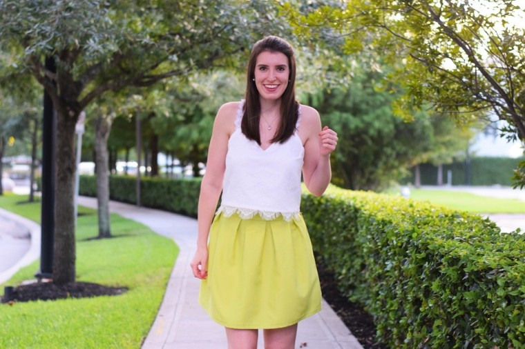 Cropped Lace Tank Top by Bunny Baubles 5
