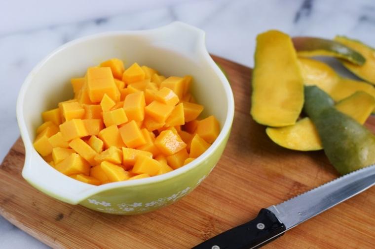 Mango Sorbet by Bunny Baubles 1