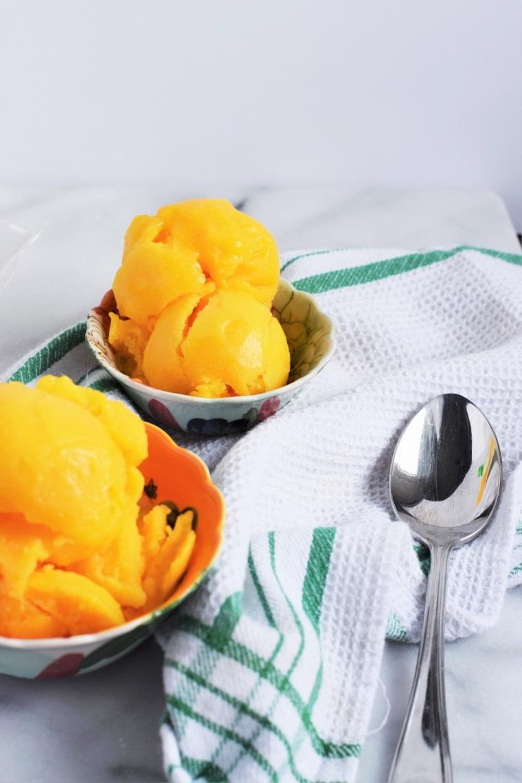Mango Sorbet by Bunny Baubles 4