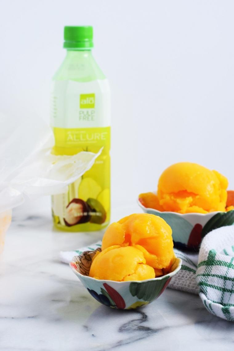 Mango Sorbet by Bunny Baubles 8