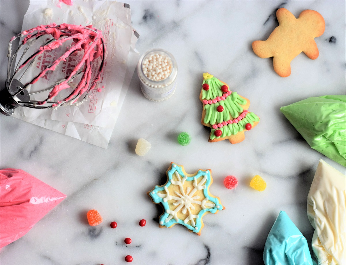 Christmas Sugar Cookies By Bunny Baubles 2