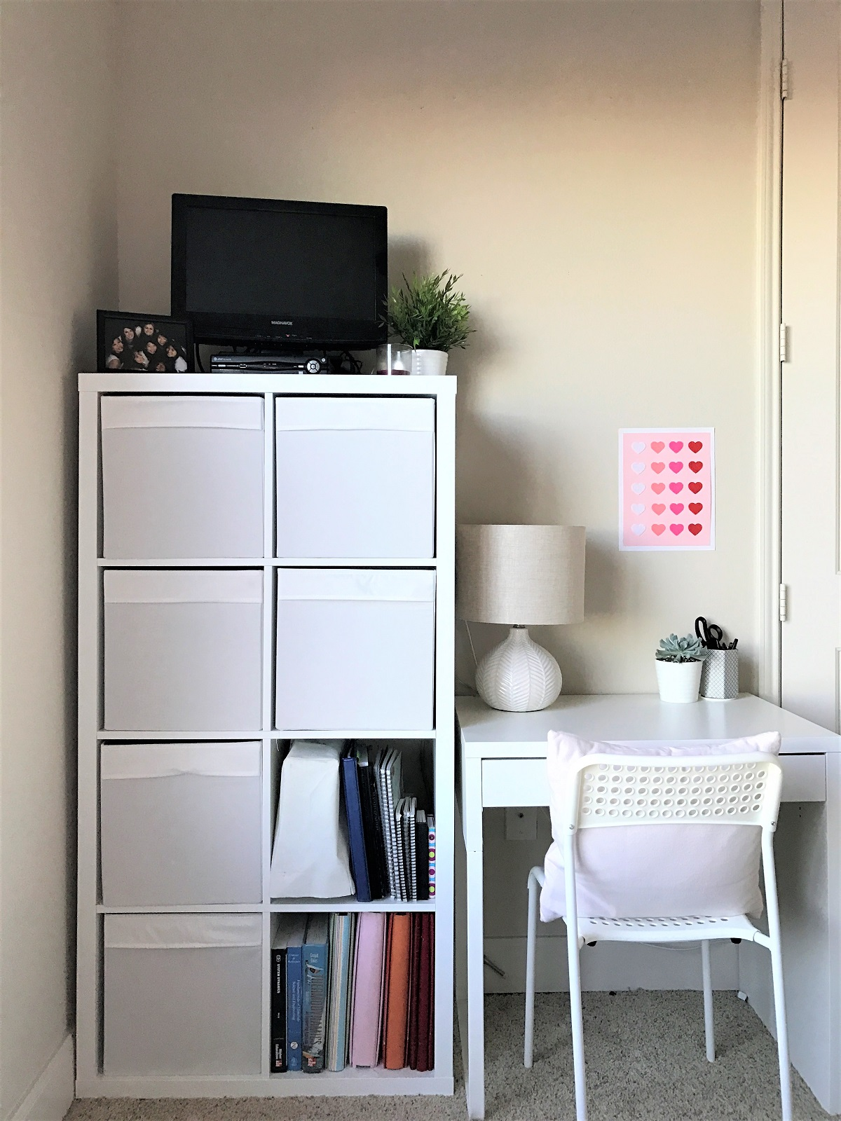 How to Organize a Small Space – Bunny Baubles