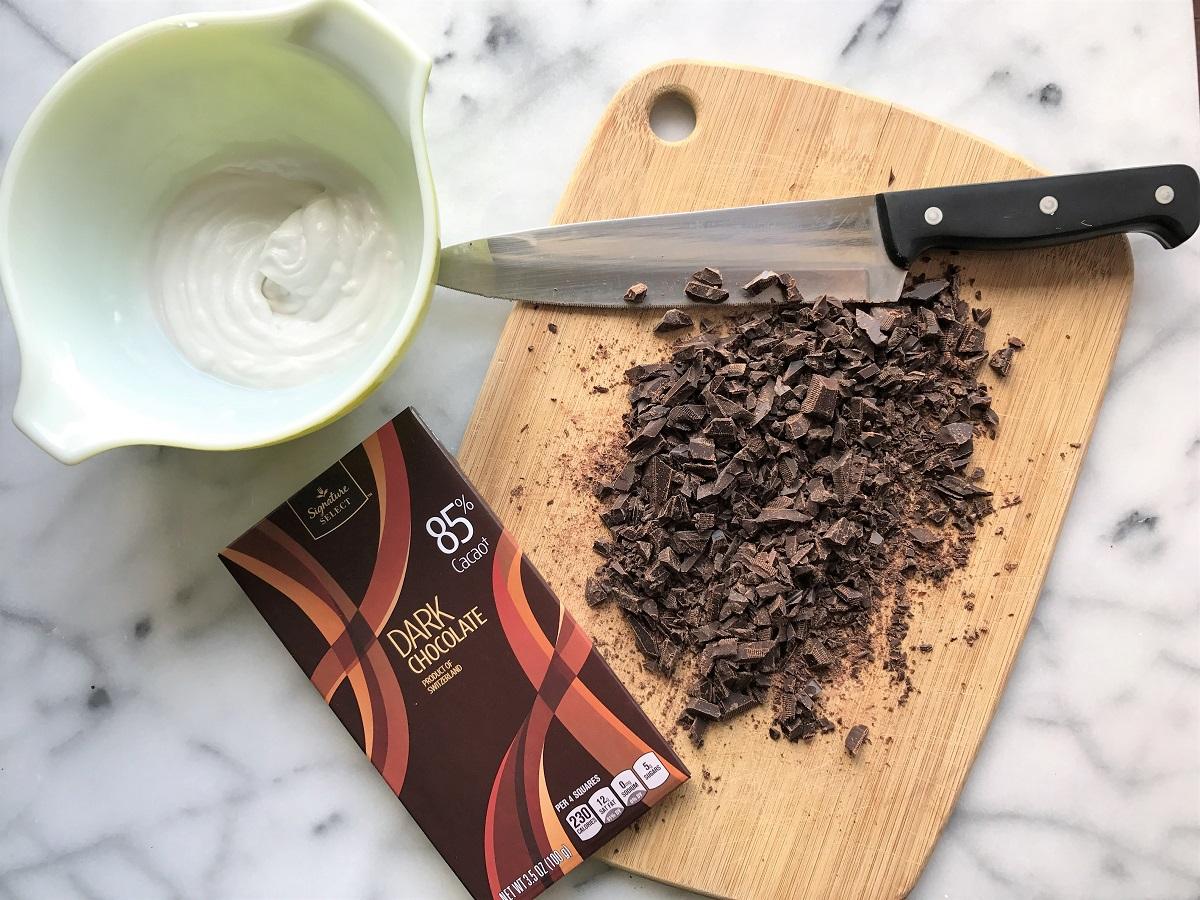 Almost) Dairy Free, Dark Chocolate Whiskey Truffles – Bunny Baubles