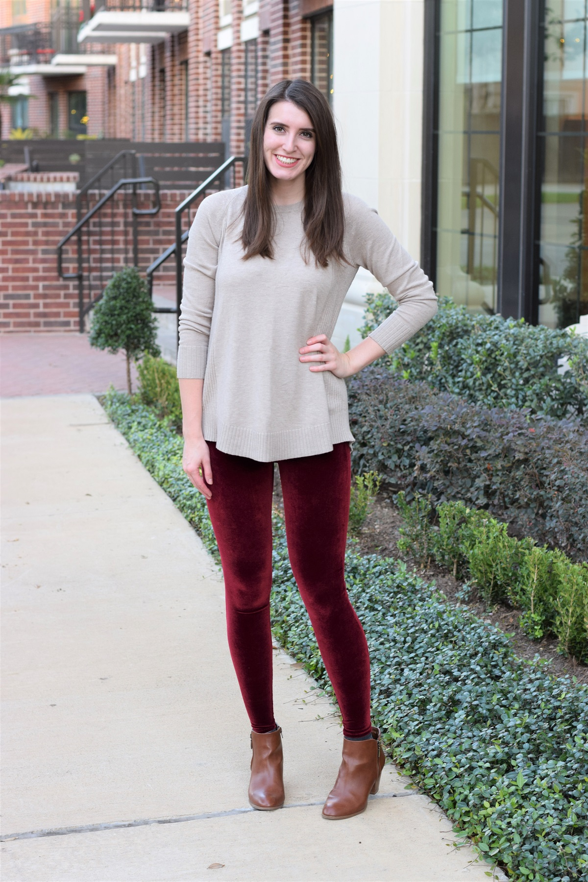DIY Velvet Leggings – Bunny Baubles