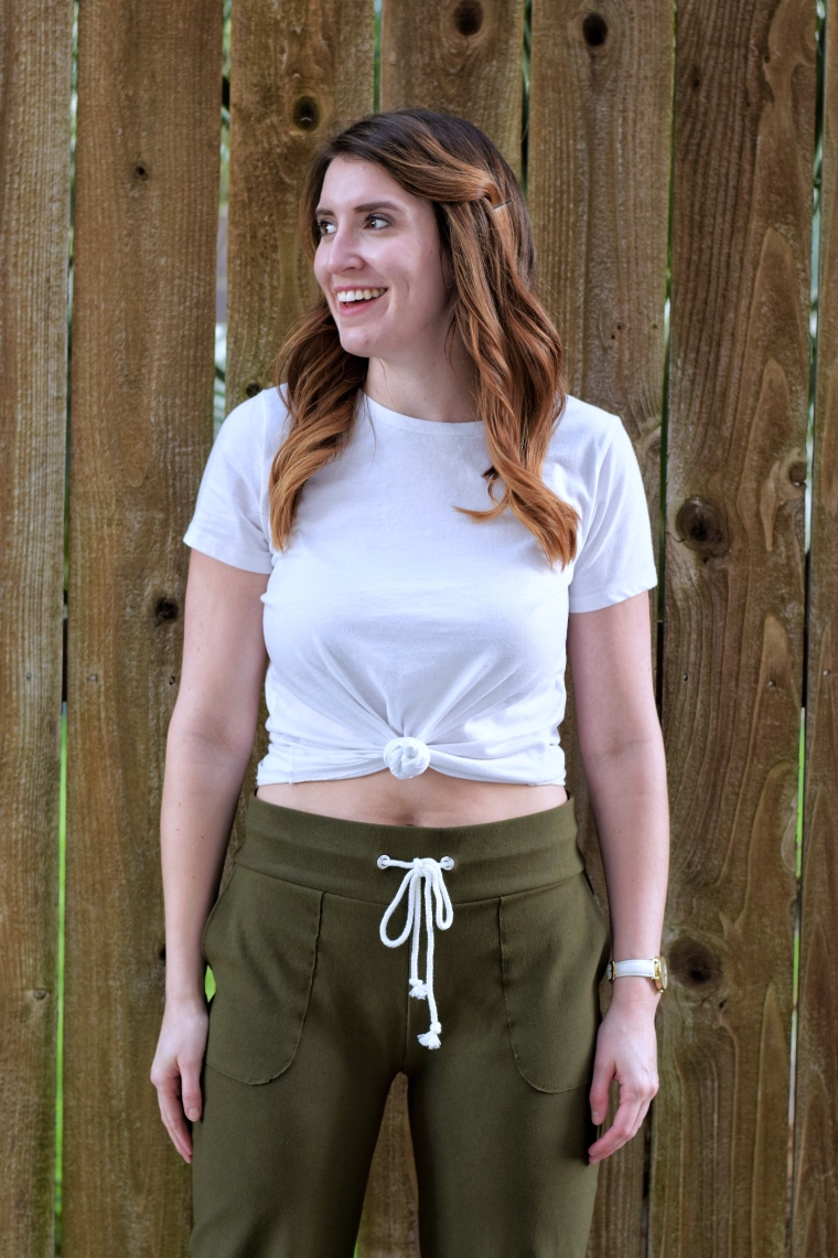 Perfect Jogger Pants Sewing Tutorial by Bunny Baubles Blog 3