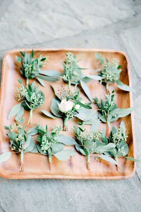 This Cheap Wedding Flower Trend Is on the Rise